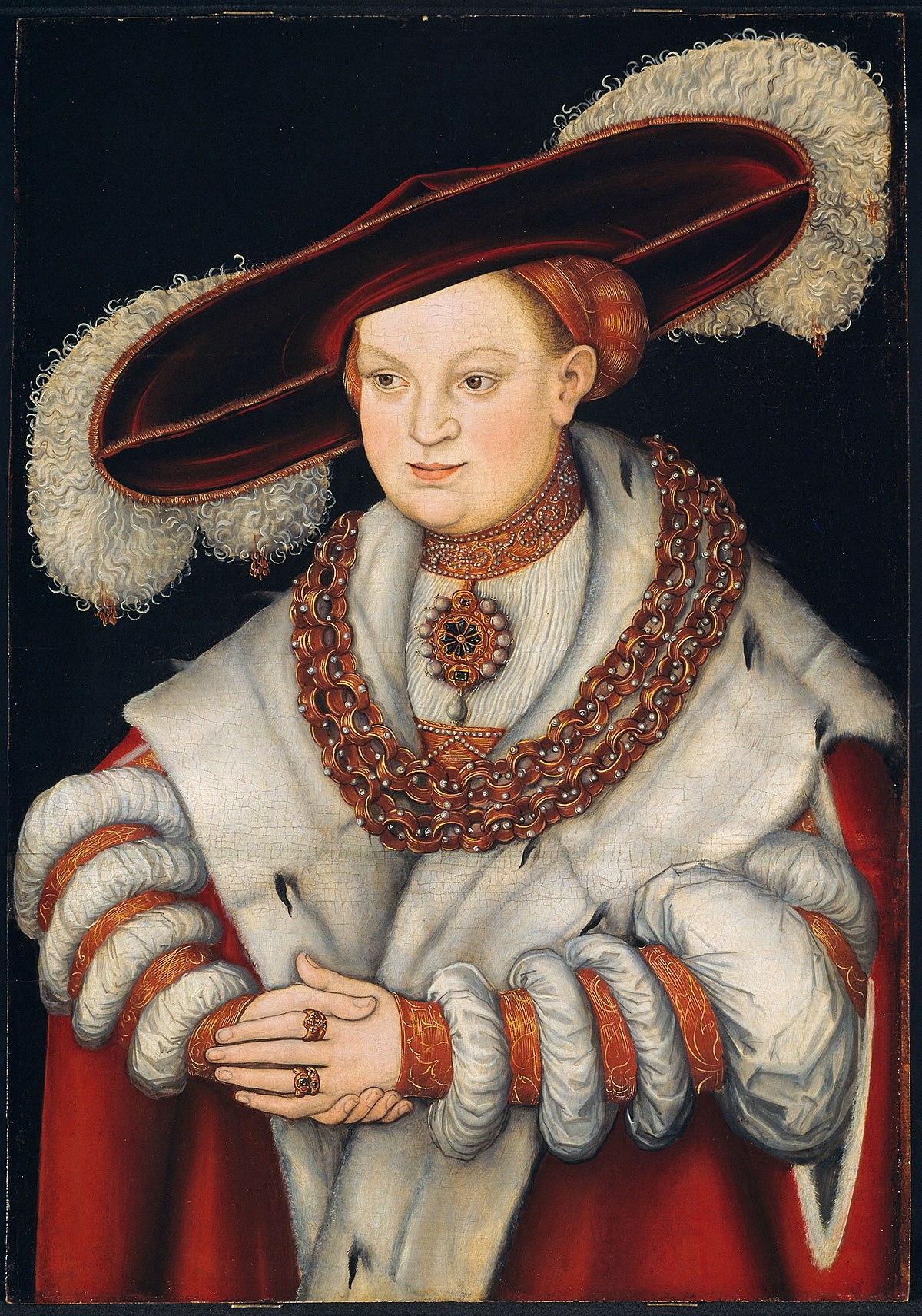 Magdalene Von Sachsen 1507 1534 Wikipedia