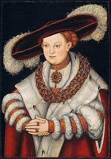 Magdalena of Saxony princess of Saxony, Electrss of Brandenburg