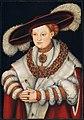 Lucas Cranach d.Ä. - Bildnis der Magdalene von Sachsen (Art Institute of Chicago).jpg