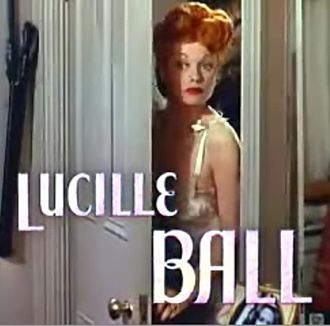 Best Foot Forward (film) - Image: Lucille Ball in Best Foot Forward trailer