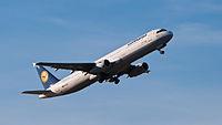 D-AISQ - A321 - Lufthansa