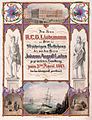 Lutze Kolonialwaren Urkunde 1863.jpg