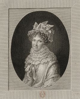 Mécou after Dumeray - Louise Marie Adelaïde de Bourbon, Dowager Duchess of Orléans.jpg