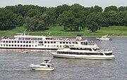 Mülheimer Gottestracht auf dem Rhein 2005