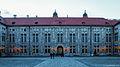 München, Residenz der bayrischen Herzöge, Kurfürsten und Könige (Kaiserhof, Blick auf die Steinzimmer) (12791836175).jpg