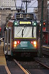 MBTA 3849 at Northeastern, January 2008.jpg