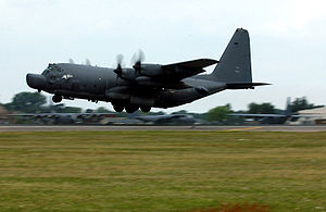 Air Force Special Operations Command - MC-130H Combat Talon II infiltration/exfiltration and aerial refueling aircraft