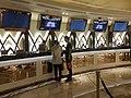 MC 澳門銀河電影院 UA Galaxy Cinemas interior n visitors ticket box office n seat table monitors Nov 2016 SSG 03.jpg