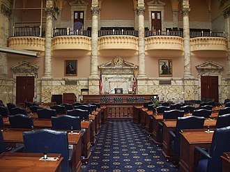 Maryland State House - Image: MD House