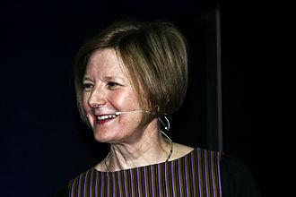 Helen Boaden - Boaden in 2015