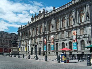 Museo Nacional de Arte art museum in Mexico City, Mexico