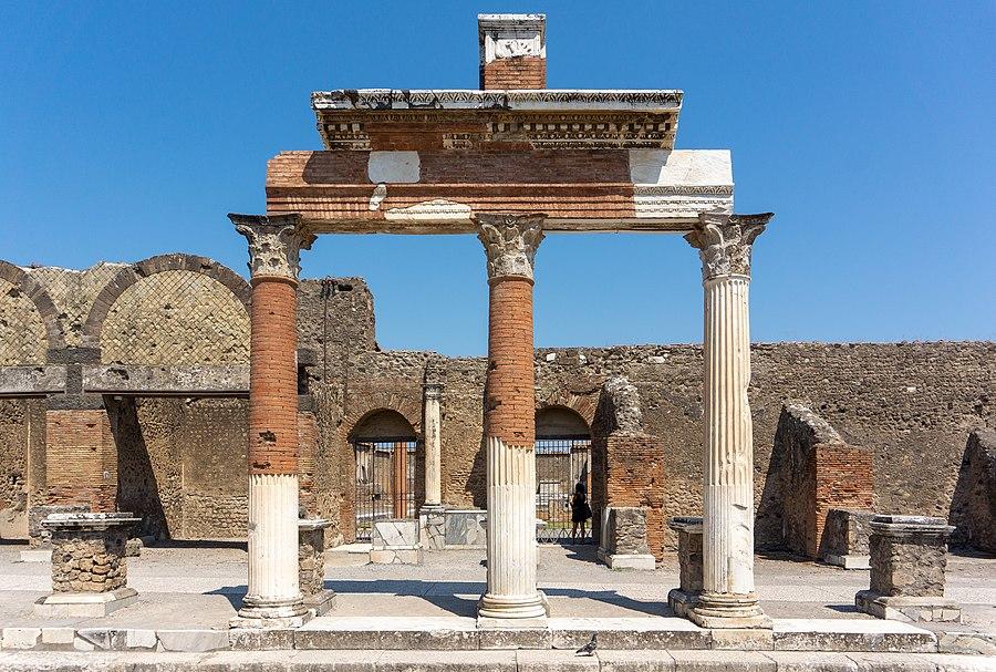 Macellum of Pompeii