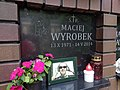 Maciej Wyroboek grób.jpg