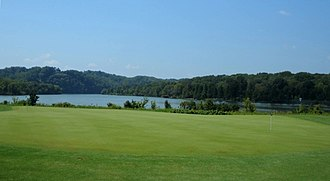 Tennessee Volunteers - Mack and Jonnie Day Golf Facility course