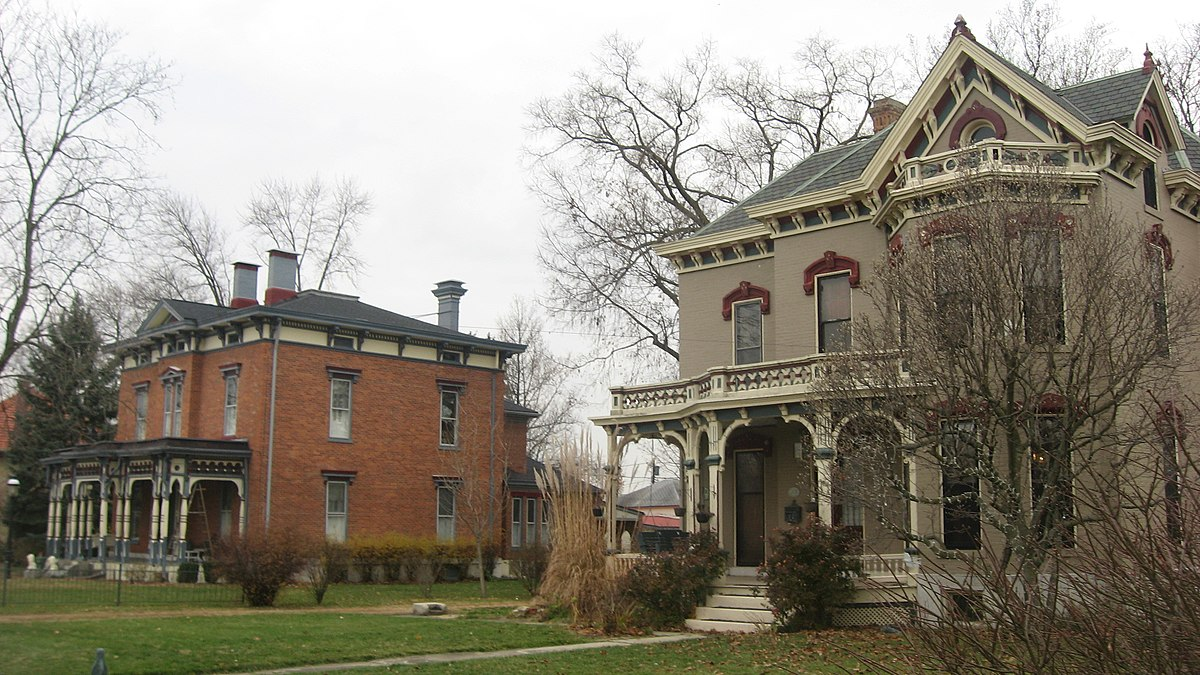 mackinaw historic district