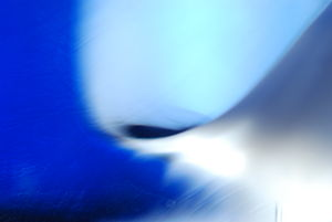 Abstract photography - This macroscopic photograph distinguishes little information about the nature of its object