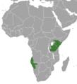Madoqua kirkii map.png