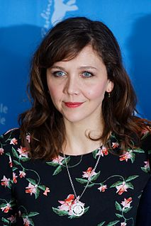 Maggie Gyllenhaal American actress and producer