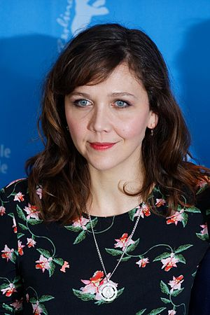 Maggie Gyllenhaal - Gyllenhaal at the 67th Berlin International Film Festival in 2017