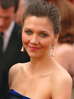Maggie Gyllenhaal Discusses Female Sexuality on