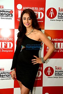 Mahek Chahal at launch of INIFD Academy of Interiors.jpg