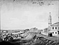 Mahiloŭ, Archirejski Vał. Магілёў, Архірэйскі Вал (N. Lvov, 1800) (2).jpg