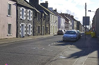 Colinsburgh - Image: Main Street, Colinsburgh geograph.org.uk 426987
