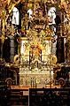 Main altar of Cathedral of Santiago de Compostela (4).JPG