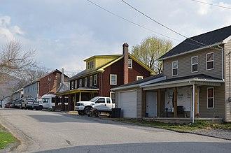 Mill Creek, Pennsylvania - Main Street