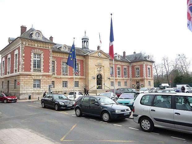 Monument historique à Rambouillet