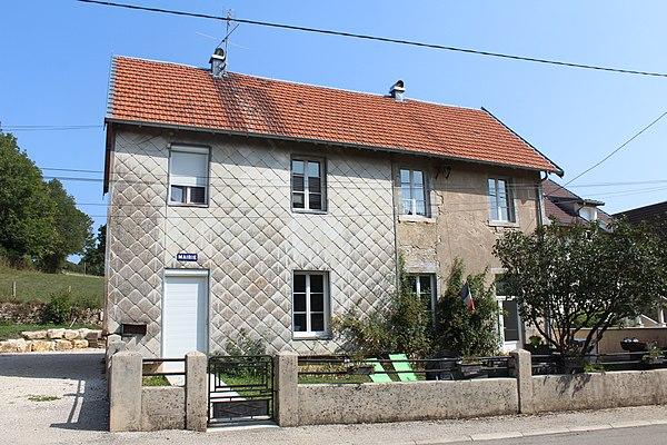 Photo de la ville Abergement-lès-Thésy