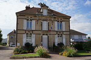 Bréviandes - City Hall