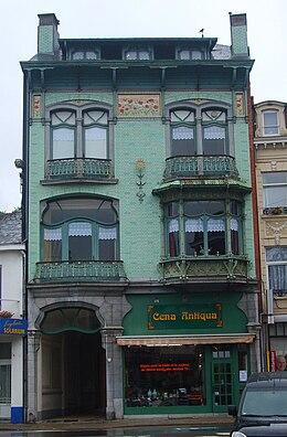 Maison Charlier — Wikipédia