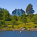 Majestic summer residence on Tynningö, south of Vaxholm - panoramio.jpg