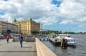 Makarova Embankment