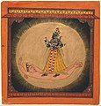 Maker unknown, India - Bhadrakali within the Rising Sun - Google Art Project.jpg