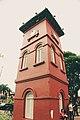 Malacca Red Clock Tower Close View.jpg