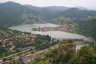 Mali Zvornik Town and municipality in Šumadija and Western Serbia, Serbia