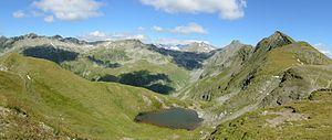Mallnitz Hagener Hütte Panorama NO 01.jpg