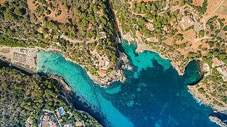Mallorca schönste Strände Westküste Bucht (30697030362)