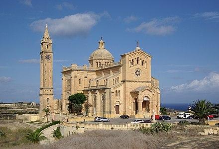 Malta, Gozo, Ta Pinu