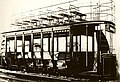 Malta Tramways - Car No. 17 built in 1906 by Brush Electrical Engineering Company, Loughborough.jpg
