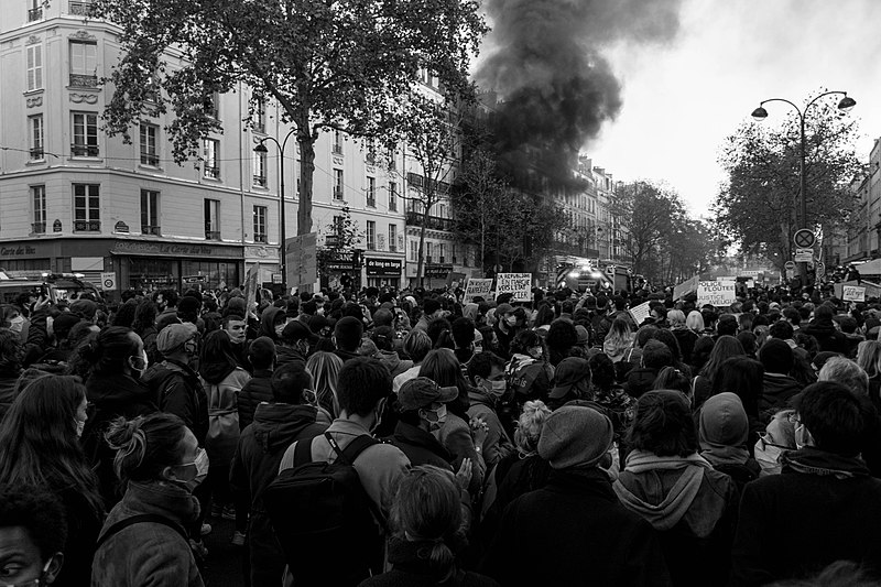 File:Manifestation à Paris du 28 novembre 2020 – 34.jpg