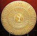 Manises, piatto con lustro metallico, 1470-1500 ca..JPG