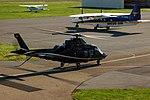Mannheim City Airport - Agusta A-109 Grand D-HBJR und Arcus Air Dornier Do-228-202K D-CAAL 2016-05-08 17-50-12.JPG