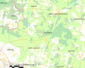 Map commune FR insee code 18290.png
