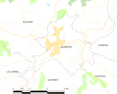 Map commune FR insee code 23013.png