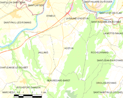Map commune FR insee code 26149.png