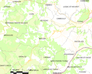 Map commune FR insee code 46021.png