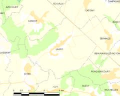Map commune FR insee code 60340.png